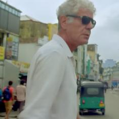 'What makes you happy?' The simple question that Anthony Bourdain said he asked everyone