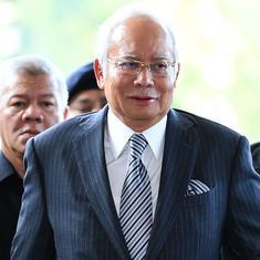 Former Malaysian PM Najib Razak arrested in corruption case