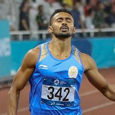 Meet Muhammed Anas, India's fastest quarter-miler and Asian Games silver medallist