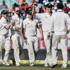 How Australia's bowlers put in a massive shift to turn the Dharamsala Test around on Day 2