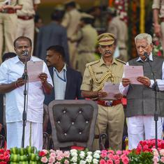 The big news: HD Kumaraswamy sworn in as Karnataka chief minister, and nine other top stories