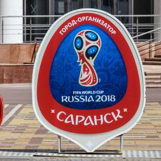 Russia 2018: Islamic State poses a significant threat to Fifa World Cup, warn experts