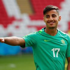 Deadline day: Manchester City sign highly-rated Australian teenager Daniel Arzani