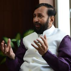 Union minister Prakash Javadekar withdraws 'begging bowl' comment, says use of term was wrong