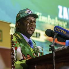 Zimbabwe President Emmerson Mnangagwa says elections will be held on July 30