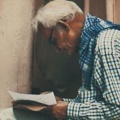 Video: Meet one of the last guardians of the dying art of Urdu calligraphy