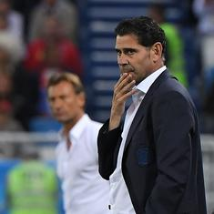 World Cup: Spain are through to the last 16 but their wobbly defence makes them look vulnerable