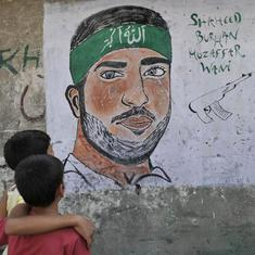 Pakistani politician to play Kashmiri militant Burhan Wani in a film: Reports