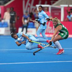 Hockey World Cup: India failed to step up on a day when Ireland had their fairytale moment