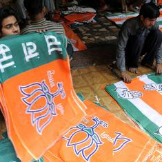 BJP received 80% of six national parties' income from unknown sources in 2017-'18: Report