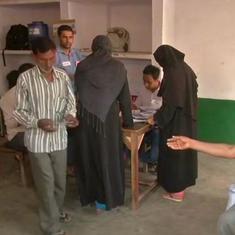 उपचुनाव : देश की चार लोकसभा, 10 विधानसभा सीटों पर मतदान जारी