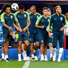 'We also have other great players': Defensive solidity as important to Brazil as Neymar, Coutinho