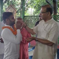 झारखंड : 'मॉब लिंचिंग' के आरोपितों का सम्मान कर केंद्रीय मंत्री जयंत सिन्हा विवादों में घिरे