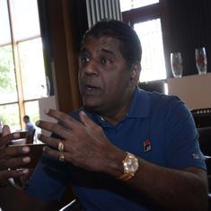 Coronavirus: Break in tennis won't affect Federer, Nadal and Djokovic at all, says Vijay Amritraj