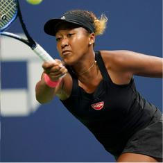 Naomi Osaka channelised Serena Williams to set up her first Grand Slam final, against her idol