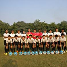 India Under-19 women drawn with Thailand, Pakistan, Nepal, Singapore for AFC U19 Championships