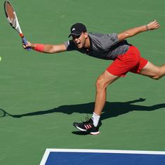 US Open: Thiem knocks out Anderson to set up Nadal clash, del Potro, Isner also through