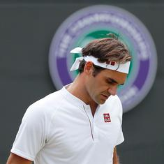 Roger Federer withdraws from Rogers Cup due to scheduling concerns
