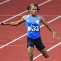 A wonderful day for Indian athletics: Twitter celebrates Hima, Anas and Dutee's Asiad silver medals