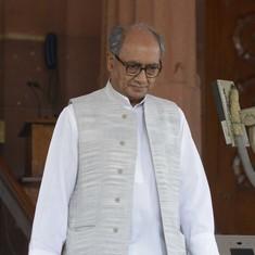 ऐसा क्यों लगता है कि दिग्विजय सिंह कांग्रेस के लिए संकटमोचक के बजाय संकट बनते जा रहे हैं