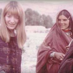 Floating down the hippie trail: This book tells the history of a heady time but lacks colour