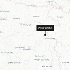 Jharkhand: Five policemen injured in clashes with villagers following cow slaughter rumours