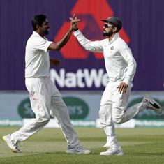 Ashwin bags four wickets as India turn things around against England on day one of Edgbaston Test