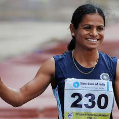 Your Morning Fix: Why Dutee Chand's Asian Games silver medal is more than just a sporting triumph