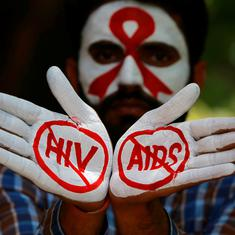 Law to ensure equal rights for HIV patients comes into force 17 months after Parliament passed it