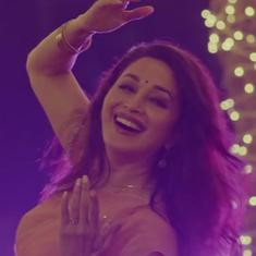 Watch: Yes, Madhuri Dixit does dance in 'Bucket List'