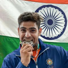 Fast-tracked into senior team, 19-year-old Lakshay shows his maturity with Asian Games silver