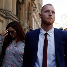 'I did what I did only in order to defend myself': Ben Stokes tells court during trial