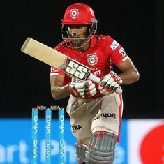 'Avoid dot balls after big shots': Virender Sehwag's advice to Wriddhiman Saha ahead of IPL 10