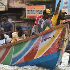 केरल के बाद अब कर्नाटक और तमिलनाडु में भी बाढ़ की आशंका