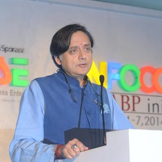 Sunanda Pushkar case: Delhi Police hand over chargesheet and witness statements to Shashi Tharoor