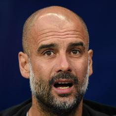 Manchester City manager Pep Guardiola's mother dies after contracting coronavirus