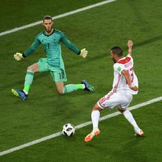 De Gea, defensive lapses: Despite topping group, erratic Spain have their work cut out