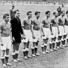 A brief history of Fifa World Cup: Switzerland 1954, when West Germany stunned the 'Magic Magyars'