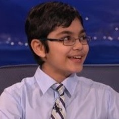 Meet Tanishq Abraham, the 12-year-old with three degrees, who has been accepted into two colleges