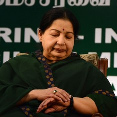 Jayalalithaa clarifies Stalin's seating during swearing-in ceremony, says no disrespect was meant