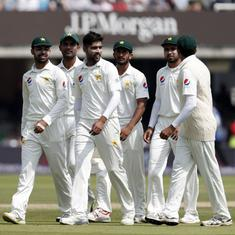 Dominant Pakistan thrash England to win first Test by nine wickets