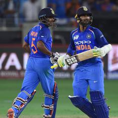 Asia Cup 2018, Super Four, India vs Afghanistan, live: Focus on untested middle-order ahead of final