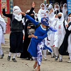 Where do Kashmiri women see themselves in a separatist movement dominated by men?