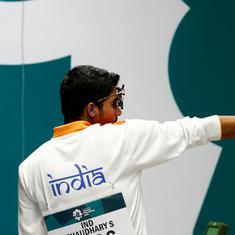 Unfazed by pressure or big names, Saurabh Chaudhary's gold on senior debut is just the beginning