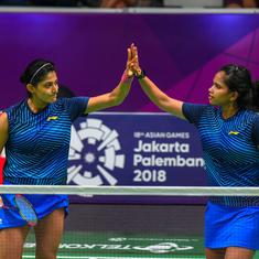 Hyderabad Open: Top seeds Ashwini-Sikki advance to doubles semis; Sourabh Verma downs Ajay Jayaram