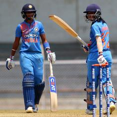 Jemimah Rodrigues's 40-ball 57 helps India go up 2-0 in T20I series against Sri Lanka