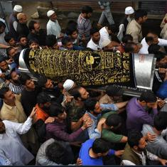 The big news: Hundreds attend editor Shujaat Bukhari's funeral, and nine other top stories
