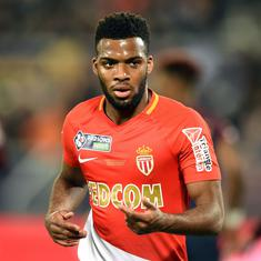 Monaco and France midfielder Thomas Lemar set to join Atletico Madrid
