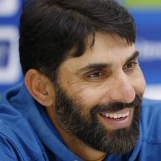 Need to change dressing room culture, want us to play fearlessly: Pakistan coach Misbah-ul-Haq
