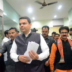 'When will Maharashtra CM Devendra Fadnavis rename Aurangabad and Osmanabad?' asks Shiv Sena